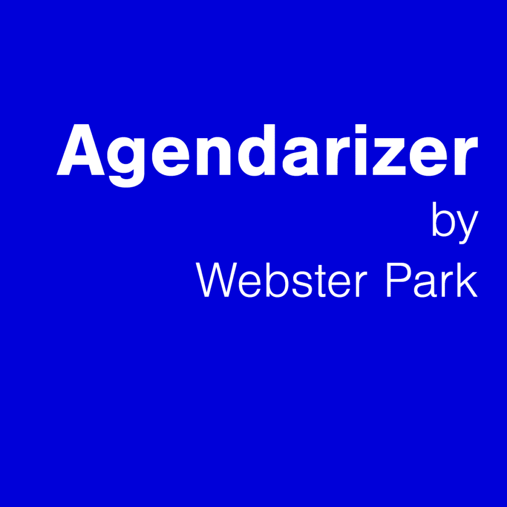 Agendarizer by Webster Park - WordPress plugin