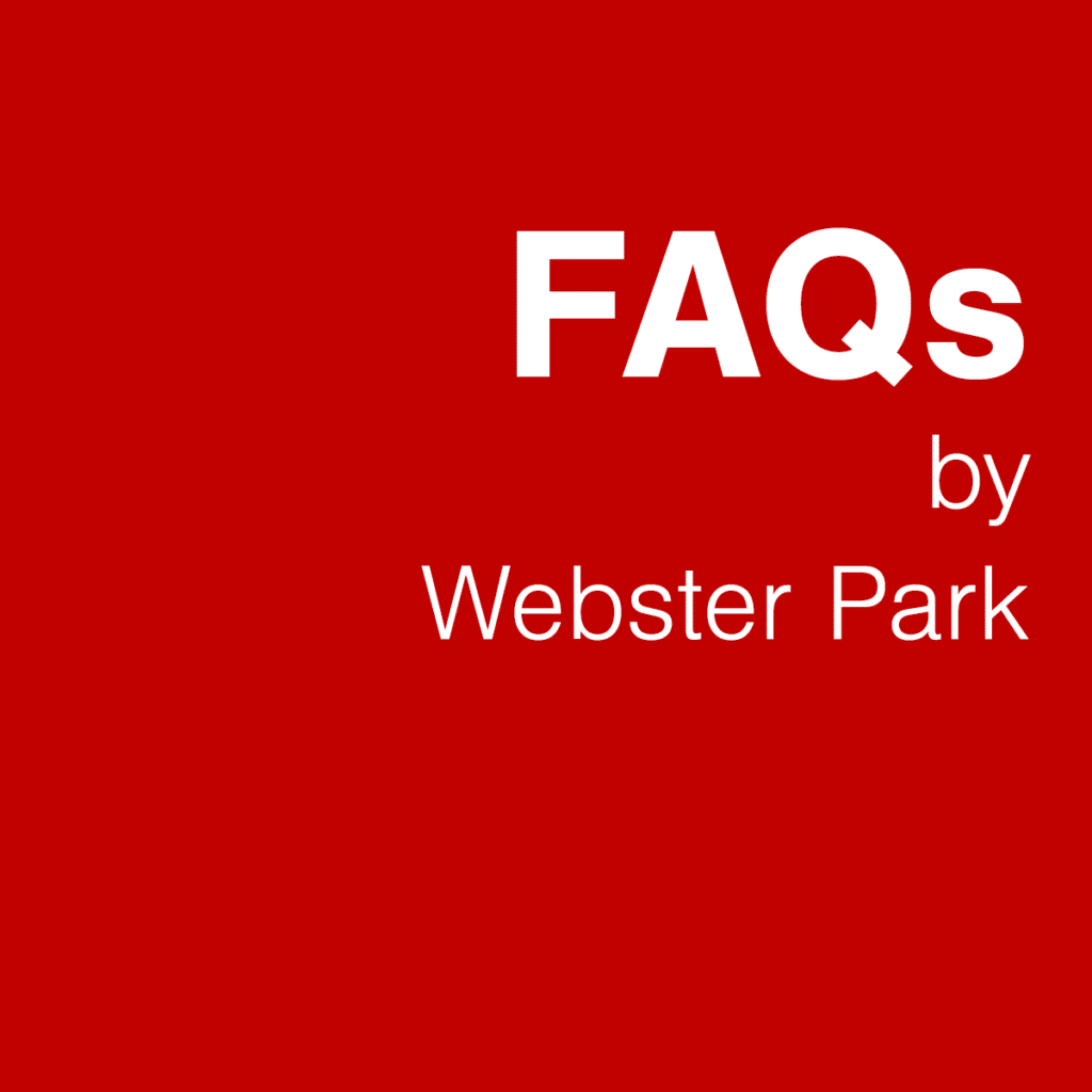FAQs by Webster Park - WordPress plugin