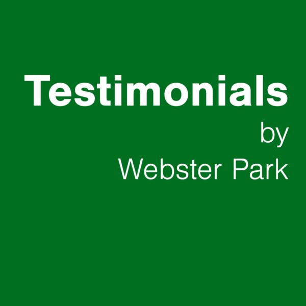 Testimonials by Webster Park - WordPress plugin